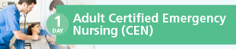 Certified Emergency Nursing (CEN) Review Course