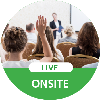 Live Onsite Course