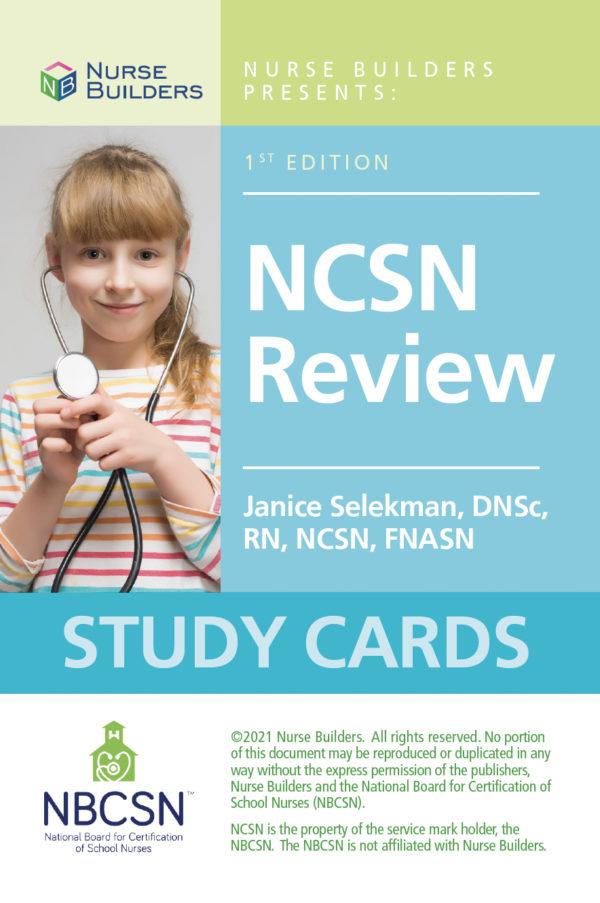 NCSN Study Cards