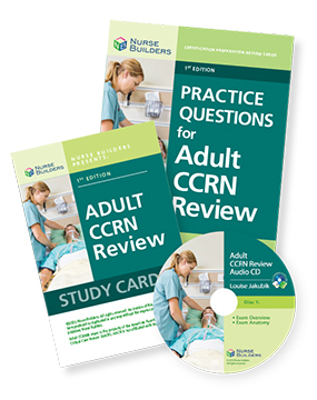 Adult CCRN Exam Study Aids