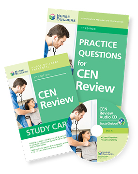 Adult CEN Exam Study Aids