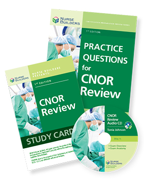 CNOR Exam Study Aids
