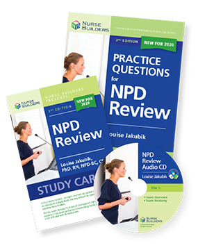 NPD Exam Study Aids