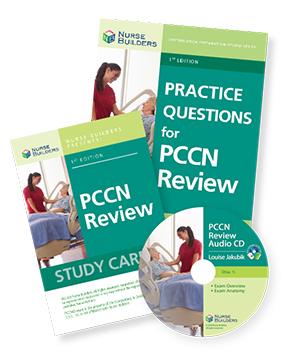PCCN Exam Study Aids