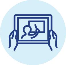 Online Modules Icon
